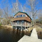 Boathouse From Dock