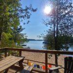 Cedars Deck View