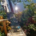 Lodge Dock Stairs