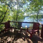 Oaks Deck View